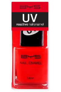 <b>BYS UV Nail Polish - Point Blank</b>